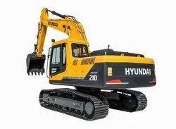 Hyundai R210 SMART Medium Crawler Excavator, 21 ton, 139 hp