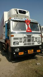 Refrigerated Trucks For Rent With A Capacity Of 16 Tonne