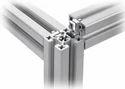 S40x40/2  Aluminum Profiles