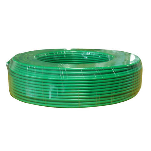 Green Electrical PVC House Wire