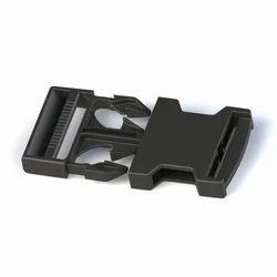 Black Plastic Clip