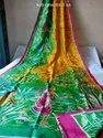 Murshidabad Silk Mom Batik Chitra Sarees
