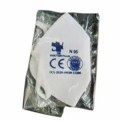 N95 Respirator Face Mask, Certification: Iso Certified, Number Of Layers: 3 Layer