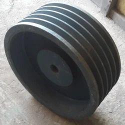 Cast Iron Pulley, Capacity: 3 ton