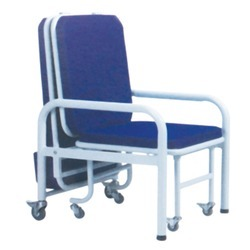 Attendant Chair Cum Bed