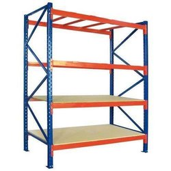 Mild Steel Heavy Duty Rack