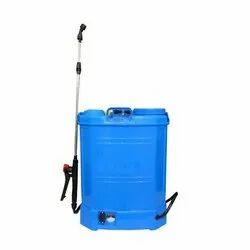 Single Pump Battery Powered Knapsack Sprayer, 8 AH, 8 L
