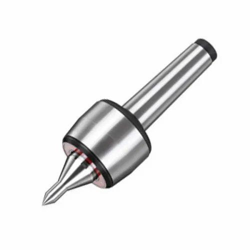 High Speed Steel Taper Point Revolving Center Model Number Mt4