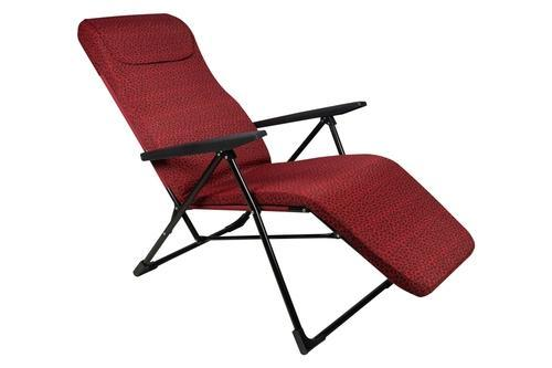 Grand Red Circle Relax Recliner Chair