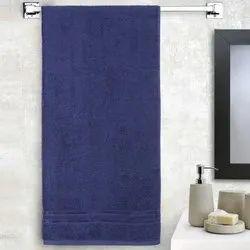 Welspun 1045563 Dark Blue Quik Dry Bath Towel