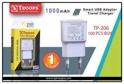TROOPS TP -206 1000MAH USB ADAPTER