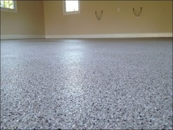 Outdoor Floor Coating Service