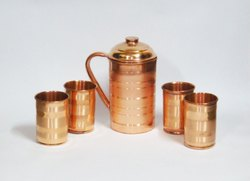 Copper Luxury Jug Set