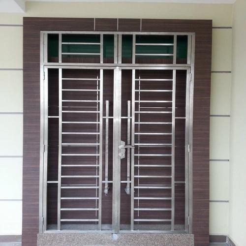 Ss Door Grill Stainless Steel Latest Price Manufacturers Suppliers
