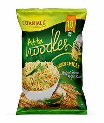 Patanjali Atta Green Chilli Noodles