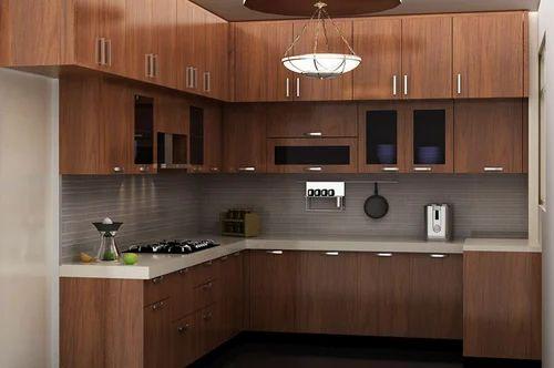 Victoria Harbour Modular Kitchen Interior Design Services In Bangalore, Bengaluru, Lifelong Interiors | ID: 19639437488