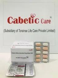 Glimepride 2mg  Metformin 1000mg (SR)Tablets