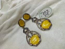 Stone Fashion Earring