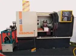 CNC Lathe Machine with Fanuc Controller