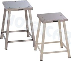 Hospital Bed Side Stool