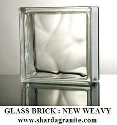 New Weavy Glass Bricks