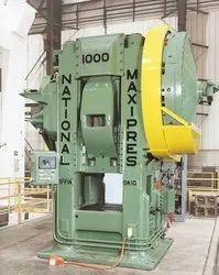 National Forging Press, Capacity: 1000 Ton