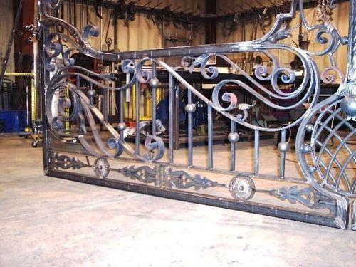 Iron Fabrication Services