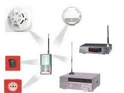 Intelligent Addressable Wireless Fire Alarm System