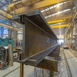 On Demand Stainless Steel Beam Fabrication, in Mumbai, For Out Door