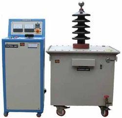 High Voltage Test Set ( AC / DC )