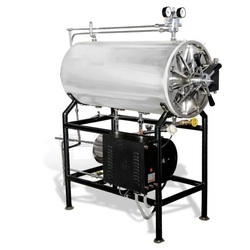 High Pressure Cylindrical Steam Sterilizer