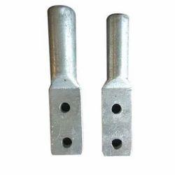 2 Hole Aluminum Cable Lug, Size: 4 Inches(l)