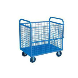 Rolling Laundry Trolley