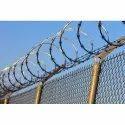 Galvanized Concertina Razor Fencing Wire
