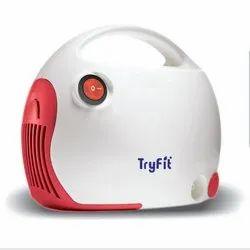 Mask Hike Piston Nebulizer, For Nebulization, Size: Small