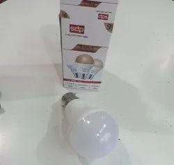 10 W Round Led Bulb, Lighting Color:Cool Daylight