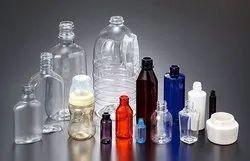 Flip Top Cap Prnik Plast Blow Moulded Bottles, Use For Storage: Juice, 200ml