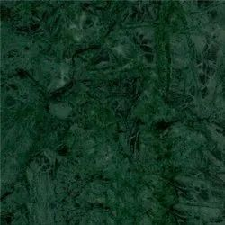 Polished Finish Green Marble Slab, Thickness: 15-17 mm