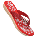 Women Plastic Casual Slipper
