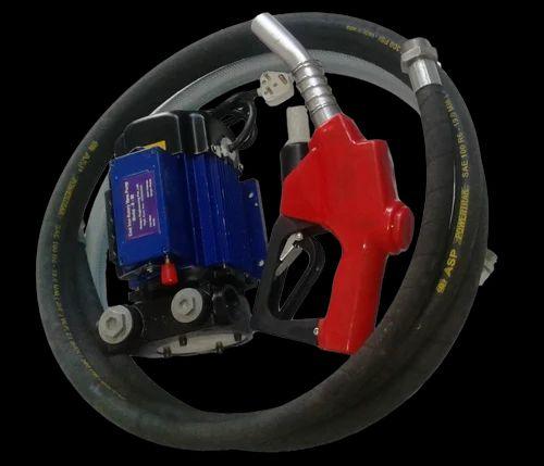 Amspa Single Phase Gasoline Transfer Unit, Max Flow Rate: 80 Lpm