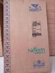 Neem Wood Plywood