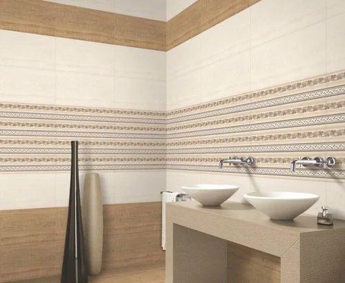 Ceramic Digital Printing Bathroom Wall Tiles Rs 220
