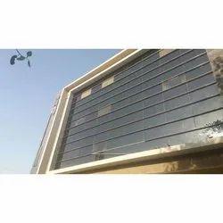 Aluminum Glass Glazing Service, India