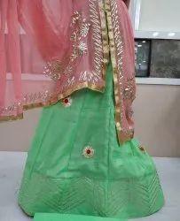 Brahmputra Mart Party Wear Banglori Silk Designer Lehenga