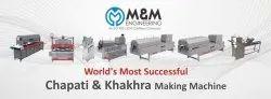 compact khakhra making machine