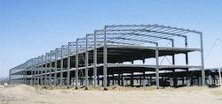 Industrial PEB Building