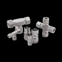Hastelloy Compression Fittings