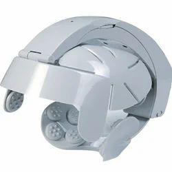 Head Massager with Helmet