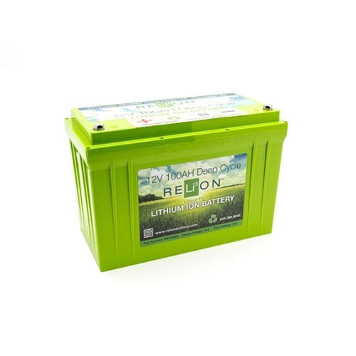 Relion Lithium Solar Battery At Rs 6000 Piece Lithium