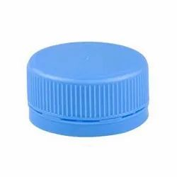 Blue Plastic Bottle Cap